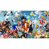 Series Anime Por Temporadas En Formato Digital Hd