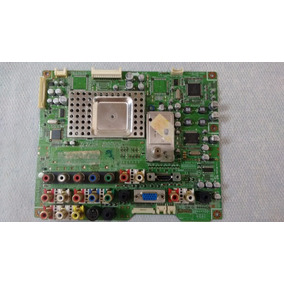 Sinal Samsung Ln26r71 Bn41-00680d Com Defeito,som Só No Fone