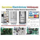 Reparacion A Tarjeta Nevera General Electric Wkkt-1304-03-00