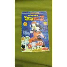 Álbum De Figurinhas Dragon Ball Z Completo