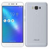 Smartphone Asus Zenfone 3 Max Prata Tela 5.5 4g 32gb Zc553kl