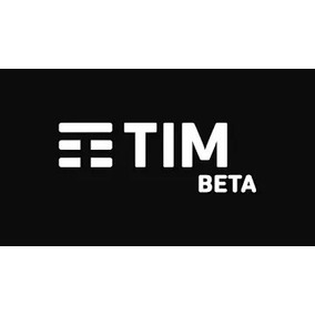 Convite Tim Beta - 10gb + 600 Minutos! - Qualquer Ddd