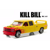 Chevrolet Silverado Pussy Wagon Kill Bill, 1:18, Greenlight