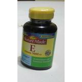 Vitamina E Naturales De 1000 I. U Americana
