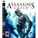 Juego Ps3 Ubisoft Assassins Creed