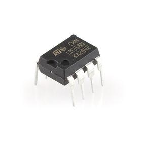 Amplificador Operacional Dual Lm358 Dip-8