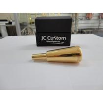Bocal Jc Custom Trompete Mod. Monette Stc3 - B4s Rev Autor
