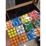 Llavero Cubo Rubik Paquete X 12 Unidades