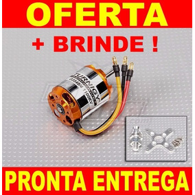 Motor Eletrico Turnigy D3548/4 1100kv Puxa Aero Com 2,15kg