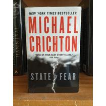 Michael Crichton Estado De Miedo Autor D Parque Jurásico