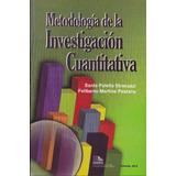 Metodología De Investigación Cuantitativa Santa Palella 2012