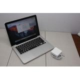 Mac Book Pro I7 8gb Ram Mediados 2012