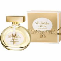 Perfume Her Garden Secret 30ml Antonio Bandeiras Importado