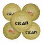 Kit Bola De Peso Medicine Ball 1kg À 5kg Academia Pilates