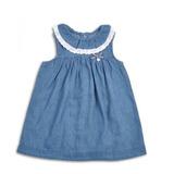 Vestido De Jeans Para Niña Talla 3.
