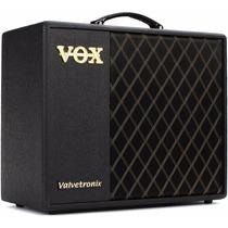 Amplificador Vox Valvetronic Vt40x 40 Watts Pre Valvular