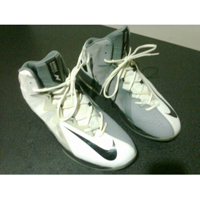 Zapatillas Basquet Nike Airmax Stutter Step 2, Blanco, Nº47