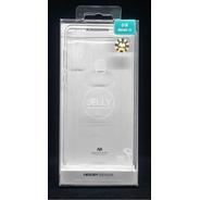 Funda Xiaomi Mi Mix 2s Goospery Transparente Jelly Case