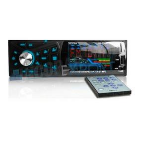 Estereo Auto 50wx4 Mp3 Tf Sd Radio Fm Usb Aux In Con Control