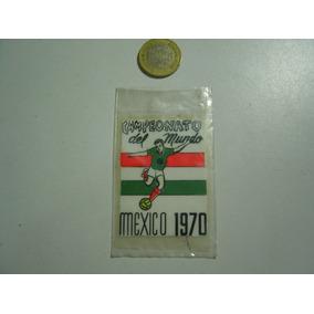 Calcomanía De Mercado De México 1970 Vintage