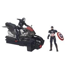Capitan America Vs Iroman Figura De Accion