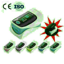 Ocimetro De Dedo Novo Kit Completo Com Garantia