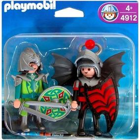 4912 Playmobil - Blister Pequeno - Guerreiros Medievais