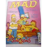 Revista Mad México Los Simpson Los Sincsons