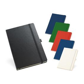 Caderno Tipo Moleskine Com Bolso - 13,7x21cm - 1 Unidade