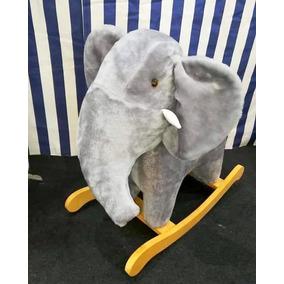 Elefante Hamaca Mecedora - Juguetes - Muñecos-peluches Bebes