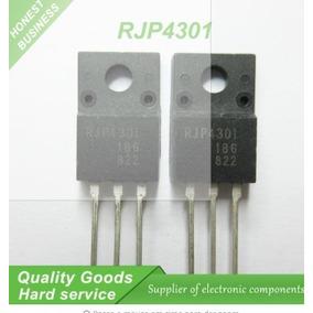 10 Pçs/lote Rjp4301 Rjp4301app To-220f 430 V Original Novo