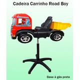 Cadeira Carrinho Infantil Para Salão De Cabeleireiro