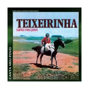 Cd Teixeirinha - Canta Meu Povo