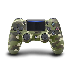Sony Control Ps4 Inalámbrico Dualshock4 Green Camouflage