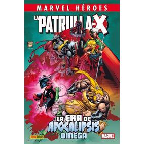 Marvel Héroes 73 La Patrulla-x La Era De Apocalipsis Panini