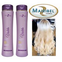Shampoo + Condicionador Violeta 300ml Mairibel Cosméticos