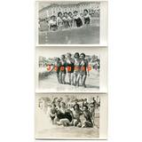 3 Antiguas Fotos Mujeres Traje De Baño Playa Mar Del Plata