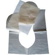 Repuesto Cobertor Inodoro Papel Descartable X 200 Und