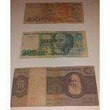 Billetes Brasileros Antiguos