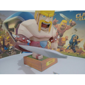 Papercraft - Clash Of Clans