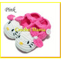 Zapatitos Tejidos A Crochet Para Niños 0-12 Meses Kitty