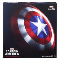 Escudo Capitan America Hasbro Marvel Legends Nuevo Original!