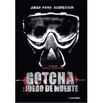 Gotcha Juego De Muerte 2009 Accion Pelicula Dvd