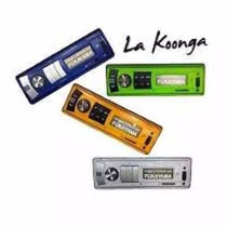 Reproductor Koonga Usb Memorias Am Fm Disponible Verde Y Ama