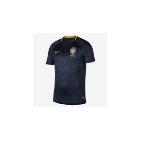 Camisa Nike Brasil Cbf Dri-fit Masculina - Sob Encomenda