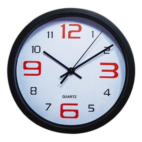 Reloj De Pared 20 Cm Redondo Aguja Continua Deco Moda