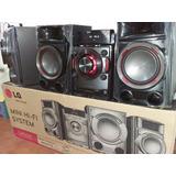 Equipo De Sonido Lg Mini Hi-fi Cm8430 1200w
