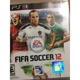 Fifa Soccer 2012. Ps3