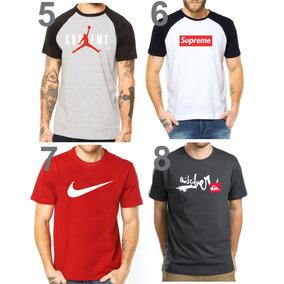 265355cac4470 Camiseta Supreme Dc Venum Nike Levis Volcom Escolha Uma Opçã