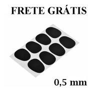 Adesivo Protetor Boquilha Clarinete/sax Kit 8x 0,5mm +frete